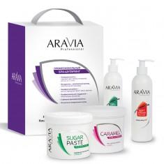 Промо-набор 3+1 для шугаринга №2 Aravia professional
