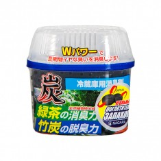 Nagara Древесный уголь для устранения запаха в холодильнике, 180 гр