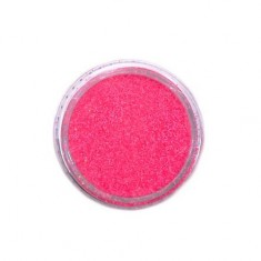 TNL, Меланж-сахарок №18, неон розовый TNL Professional