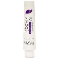 Aravia Professional, Крем для рук «Cream Oil» с маслом виноградной косточки и жожоба, 100 мл