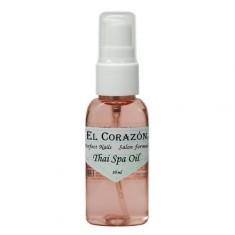El Corazon, Thai Spa Oil, сыворотка для необрезного маникюра, 30 мл