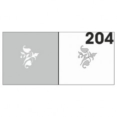 Airnails, Трафареты №204