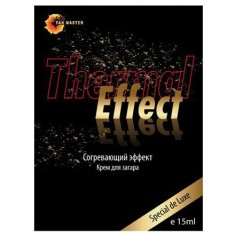 Tan Master, Thermal Effect 15 мл (крем для загара в солярии)