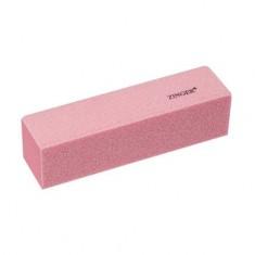 Zinger, Блок шлифующий, четырехсторонний, розовый