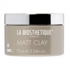 La Biosthetique Matt Clay - Структурирующая и моделирующая паста, 75 мл. La Biosthetique (Франция)