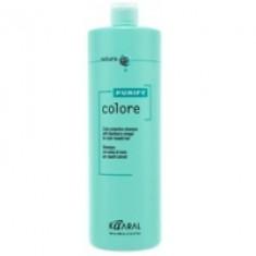 Kaaral Purify Colore Shampoo - Шампунь для окрашенных волос на основе фруктовых кислот ежевики, 1000 мл Kaaral (Италия)