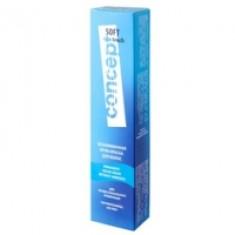 Concept Soft Touch - Крем-краска для волос безаммиачная, тон 10.8 Серебристо-розовый, 60 мл Concept (Россия)