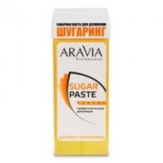 Aravia Professional - Паста сахарная для депиляции в картридже Медовая, очень мягкой консистенции, 150 г. Aravia Professional (Россия)