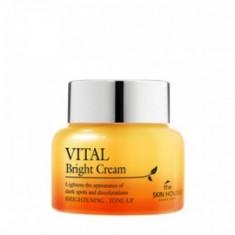 витаминизированный осветляющий крем the skin house vital bright cream