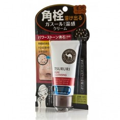 крем - маска для лица с глиной bcl tsururi mineral clay pack