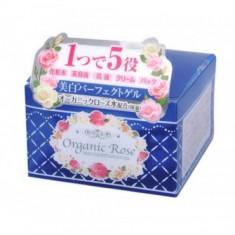 гель-кондиционер с экстрактом дамасской розы meishoku skin conditioning gel