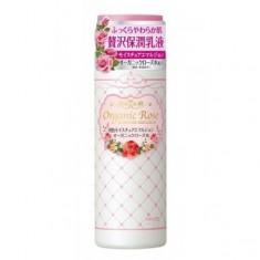 увлажняющая эмульсия с экстрактом розы meishoku organic rose moisture emulsion