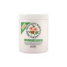 маска с маслом шиповника для нормальных волос junlove natural herb rosehips treatment hair pack
