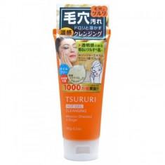 очищающий поры крем - гель с термоэффектом bcl tsururi hot gel cleansing