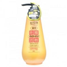 маска для волос против перхоти junlove scalp clear treatment
