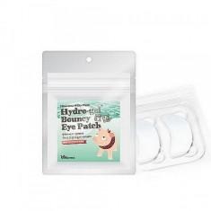 набор патчей для глаз с жемчугом elizavecca milky piggy hydro-gel bouncy eye patch