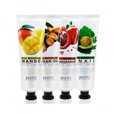 крем для рук jigott real moisture hand cream