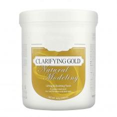 маска альгинатная лифтинг-эффект с золотом  anskin natural clarifying gold modeling mask