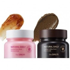 маска для лица the saem natural daily original mask