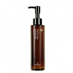 средство для снятия макияжа the skin house rice active cleansing water