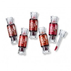 тинт для губ конфетка the saem saemmul water candy tint