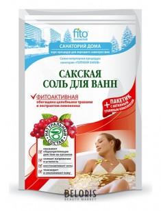 Соль для тела Фитокосметик ФИТОКОСМЕТИК