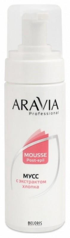 Мусс для лица Aravia Professional