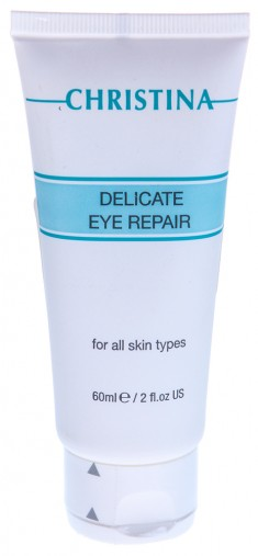 CHRISTINA Крем деликатный для контура глаз / Delicate Eye Repair 60 мл