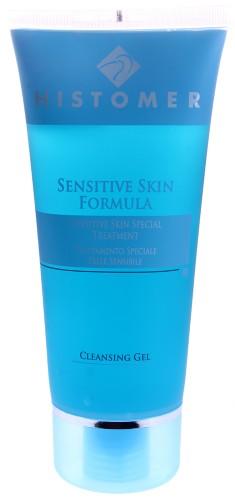 HISTOMER Гель очищающий для гиперчувствительной кожи / Rinse-off cleansing gel SENSITIVE SKIN FORMULA 200 мл