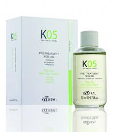 KAARAL Капли с глубокоочищающим и детоксикационным действием / Gocce Pre-Treatment K05 50 мл