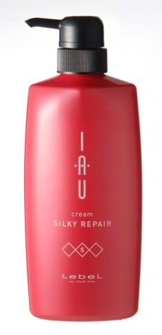 LEBEL Аромакрем шелковистой текстуры для укрепления волос / IAU cream SILKY REPAIR 600 мл