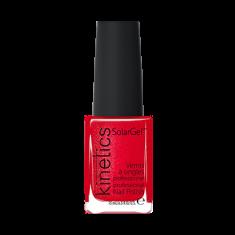 KINETICS 321 лак профессиональный для ногтей / SolarGel Polish TRUE Beauty 15 мл