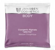 JANSSEN COSMETICS Маска-лифтинг альгинатная моделирующая охлаждающая с водорослями Арктик / Cryogenic Alginate Arctic 150 г