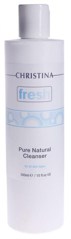 CHRISTINA Очиститель натуральный для всех типов кожи / Fresh Pure & Natural Cleanser 300 мл