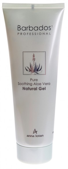 ANNA LOTAN Гель натуральный алоэ вера / Pure Soothing Aloe Vera Natural Gel BARBADOS 250 мл