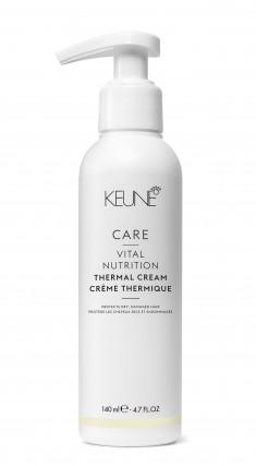 KEUNE Крем термо-защита Основное питание / CARE Vital Nutr Thermal Cream 140 мл