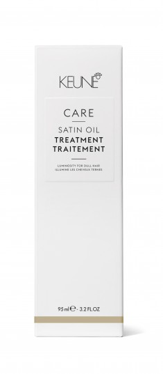 KEUNE Масло для волос Шелковый уход / CARE Satin Oil - Oil Treatment 95 мл