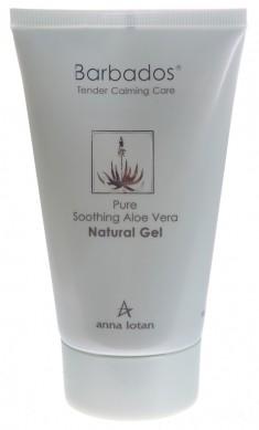 ANNA LOTAN Гель натуральный алоэ вера / Pure Soothing Aloe Vera Natural Gel BARBADOS 125 мл