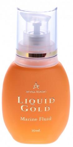 ANNA LOTAN Увлажнитель морской Жидкое золото / Marine Fluid LIQUID GOLD 30 мл