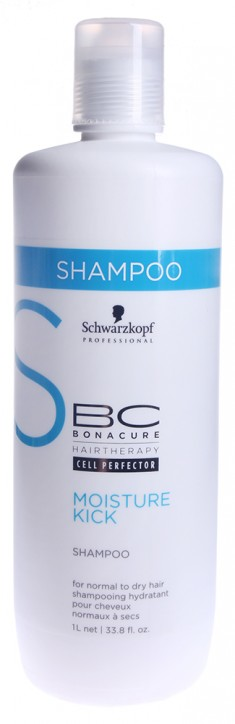 SCHWARZKOPF PROFESSIONAL Шампунь мицеллярный увлажняющий / BC Hyaluronic Moisture Kick 1000 мл
