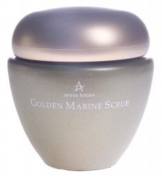 ANNA LOTAN Пилинг с морскими водорослями Золотой / Golden Marine Scrub LIQUID GOLD 30 мл