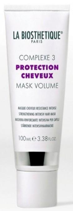 LA BIOSTHETIQUE Маска стабилизирующая с мощным молекулярным комплексом защиты волос / Mask Volume PROTECTION CHEVEUX COMPLEX 100 мл
