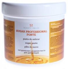 BEAUTY IMAGE Паста сахарная натуральная плотной консистенции для депиляции / Sugar Professional Forte 600 г