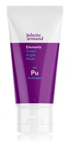 JULIETTE ARMAND Скраб-маска для глубокого очищения / Green Argile Mask 50 мл