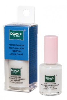 DOMIX Терапия интенсивная комплексная для ногтей / DG 11 мл