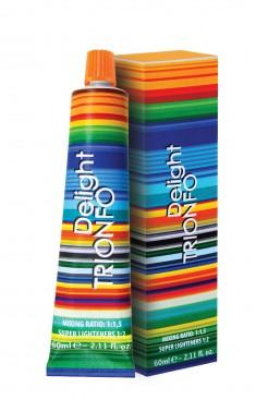 CONSTANT DELIGHT ДТ 9-98 крем-краска стойкая для волос, блондин фиолетово-красный / Delight TRIONFO 60 мл