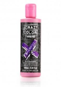 CRAZY COLOR Шампунь для всех оттенков пурпурного / Vibrant Color Shampoo Purple 250 мл