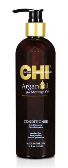 CHI Кондиционер с экстрактом масла арганы и дерева моринга / ARGAN OIL 355 мл