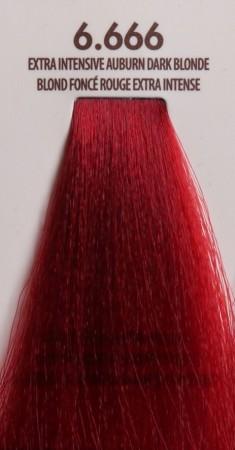 MACADAMIA NATURAL OIL 6.666 краска для волос, экстра яркий темно красный блондин / MACADAMIA COLORS 100 мл