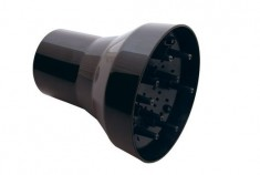 DEWAL PROFESSIONAL Диффузор пальчиковый Doccia для фенов 03-001, 03-120, 03-110, 03-106, 03-8800